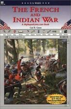 The French and Indian War: A MyReportLinks.com Book (U.S. Wars)-ExLibrary