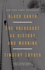 Black Earth: The Holocaust as History and Warning >LikeNEW<  PC:PA