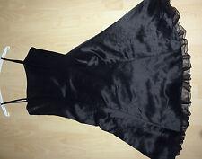 Vera Mont Abendkleid, Abschlussballkleid in Schwarz, Gr. 38