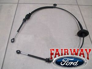 97 thru 05 Ranger OEM Ford Automatic Transmission 5R55E Shift Control Cable