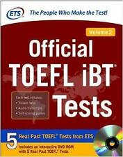 Official TOEFL iBT® Tests Volume 2 (Test Prep), Educational Testing Service, N/A