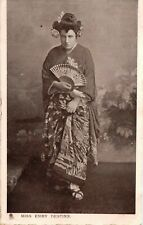 More details for opera singer emmy destinn 1906 real photo postcard madame butterfly puccini