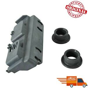 New Genuine OEM GE Hotpoint Haier Rack Carrier And Roller Kit WD28X27241 LEFT