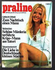 Praline Nr. 28 8.7.1970 Horst Mahler, Uta Sax, Dunja Rajter, Schürmann, S. Loren