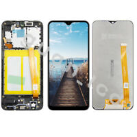 For Samsung A10e A102U丨A10 A105 LCD Touch Screen Digitizer±Frame Replace
