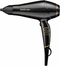 BaByliss Pro 2300 Keratin Lustre Hairdryer, Black