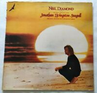 NEIL DIAMOND LP JONATHAN LIVINGSTON SEAGULL VINYL ITALY 1982 CBS 69047 NM/VG+