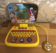 Vtech Disney Jake and the Neverland Pirates Treasure Hunt learning computer game