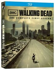 THE WALKING DEAD TV SERIES COMPLETE FIRST SEASON 1 New Sealed Blu-ray