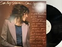 Carly Simon – Come Upstairs LP 1980 Warner Bros. Records – BSK 3443 EX/NM