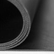 3m² Gummiplatte 2mm | NR/SBR mit Einlage | 1,20m x 2,50m | Gummimatte