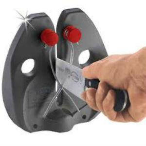 F Dick Rapid Steel Action Knife Sharpener Maintenance Tool