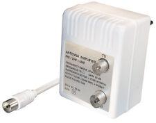 Antennenverstärker / 2-Geräte Verstärker TV / Verstärkung: 2x 15 dB