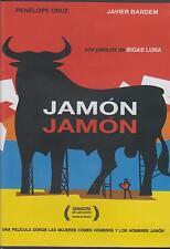 Jamon Jamon DVD NEW Penelope Cruz Javier Bardem Bigas Luna No English Options