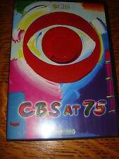 CBS AT 75 EMMY DVD CBS  PETER MAX ART LONI ANDERSON EDWARD ASNER CAROL BURNETT