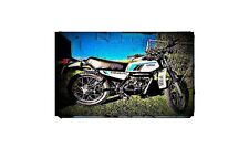 1979 dt175mx Bike Motorcycle A4 Photo Poster