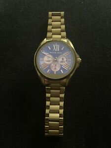 Michael Kors Gold Smart Watch