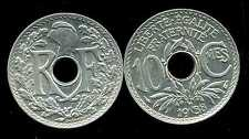 FRANCE   FRANCIA   10 centimes  1938  LINDAUER   ( SUP + )