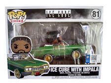 Funko Pop Rides Ice Cube With Impala 81 Collectible Hip Hop Vinyl Figure New