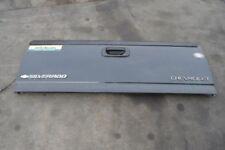 2005 CHEVROLET SILVERADO 2500 TAIL GATE BLACK
