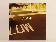 KEANE THIS IS THE LAST TIME (PROMO) (K84) 1 Track Promotional CD Single Card Sle