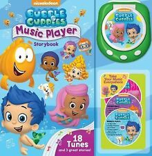 Bubble Guppies Music Player Storybook, Nick Jr.
