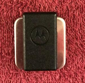 MOTOROLA 4205823V01 MIC. CLIP USED FOR ALL STYLES MOTOROLA SPEAKER MICS.