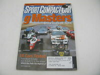 Sport Compact Car Magazine August 2007 Volume 20 No 8 Aug 07