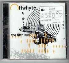 (GX798) Offwhite, The Fifth Sun - 2002 CD