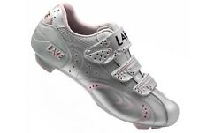 Lake - CX 165 Rennradschuh Damenschuh Gr. 39 Silber/Rosa
