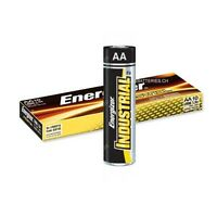 ENERGIZER Lot de 10 piles LR06 AA 1,5V alcaline industrial