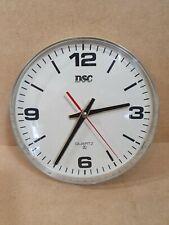 Vintage DSC Quartz Wall Clock