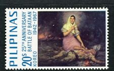 PHILIPPINES;  1967 early Bataan Imperf issue Mint MNH Unmounted 20s.