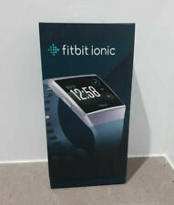 BRAND NEW FITBIT IONIC FITNESS SMART WATCH ACTIVITY TRACKER BLACK SILVER GOLD