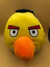 Angry Birds Yellow Bird Plush Kids Soft Stuffed Toy Doll Banpresto 2011 Japanese