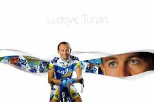 CYCLISME  carte cycliste LUDOVIC TURPIN équipe AG2R 2007