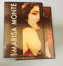 MARISA MONTE ** AO VIVO ** - DVD SIGILLATO (SEALED) NUOVO *RARO*