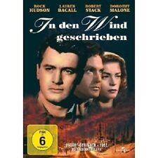 IN DEN WIND GESCHRIEBEN -  DVD NEUWARE ROCK HUDSON,LAUREN BACALL,ROBERT STACK
