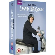 Lead Balloon Season 1+2+3+4 TV Series 5 Disc Box Set New R4 Complete Collection