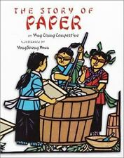 The Story of Paper, Ying Chang Compestine, Good Condition, Book