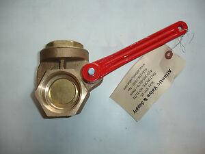 COPPIA di tipo Pompa Valvola a saracinesca 22MM Ottone Compressione isolamento riscaldamento centrale