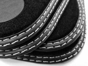 Maßgefertigte Fußmatten für Iveco Daily VI Velours Anthrazit Komplett Set