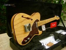 ♚SUBLIME!♚2015 FENDER American DELUXE Telecaster THINLINE USA ♚ASH!♚6.3LBS♚Elite