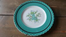 Vintage Mintons China Plate Wall Hanging N4862 14 7-43