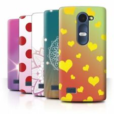 Rigid Plastic Fitted Cases/Skins for LG Leon