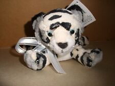 Conservation Critters Wildlife Artists Soft Plush Snow Leopard Cub 9'' NWT