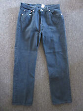 Vintage Levi's 501 Black Jeans 36W x 32L
