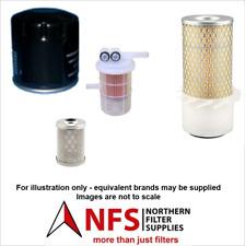 PEL JOB ED750 Filtro Servizio Kit (OLIO, ARIA, 2 X FILTRI di carburante)