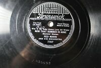 Brunswick 7767 MILDRED BAILEY w RED NORVO Jazz 78 Record