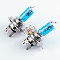 2pcs H4 Super White Headlight 12V 60/55W P43T Halogen Bulb Lamp Light